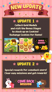 Game LINE POPChocolat APK for Windows Phone