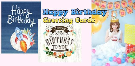 Приложения в Google Play – Happy <b>Birthday</b> Greeting Cards