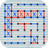 Dots and Boxes Paper