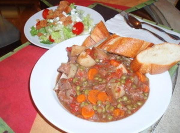 5-hour Beef Stew Recipe