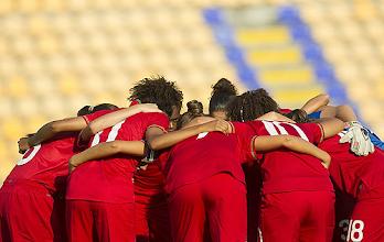 Photo: Equipa portuguesa vai jogar nas Caldas (foto FPF)