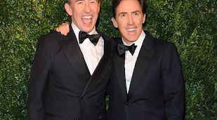 Steve Coogan and Rob Brydon reunite for The Trip to Greece