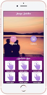 Blend Photo Editor Mirror Effects & Collage Frames - náhled