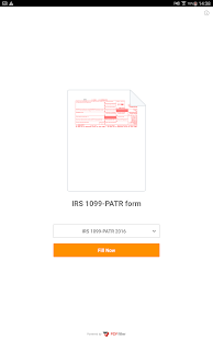 1099-PATR form- screenshot thumbnail