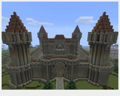 Easy Minecraft Castle Ideas Android Apps On Google Play