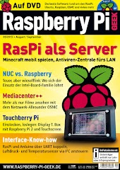 Back Issues For Raspberry Pi Geek DE Newsstand On Google Play - Raspberry minecraft spielen