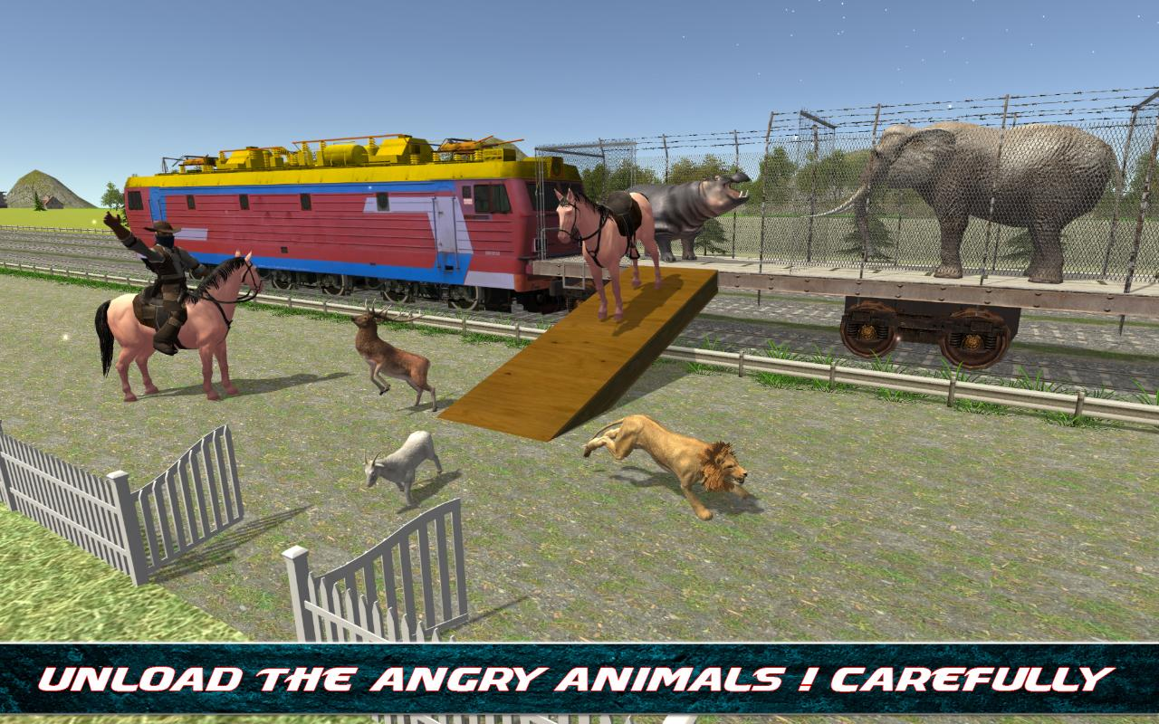 Angry Animals Google Search: Angry Animals Train Transport