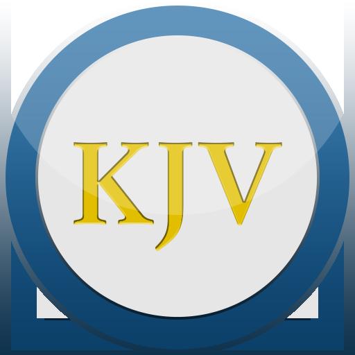 KJV Bible 書籍 App LOGO-硬是要APP