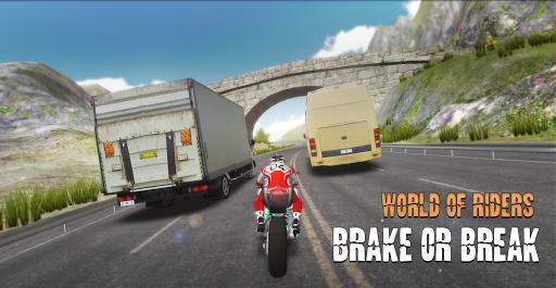WOR - World Of Riders 1.61 screenshots 6
