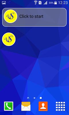 Voice Start - screenshot