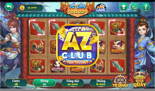 Game Danh Bai Doi Thuong AZ Club Online 2020 1.0 screenshots {n} 4