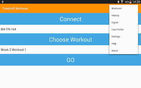 Treadmill Workouts (P) screenshot 7