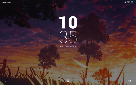"""Nature"" Theme for Xperia screenshot 5"