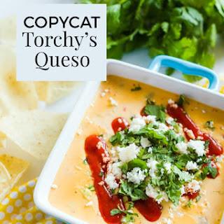 Copycat Torchy's Queso