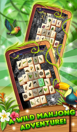Mahjong Animal World - HD Mahjong Solitaire 1.0.3 screenshots 1