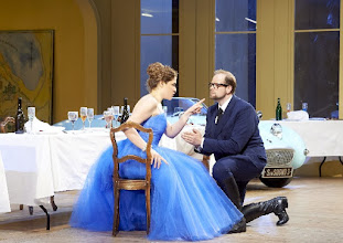 Photo: LA CENERENTOLA an der Wiener Staatsoper (21.5.2015) Serena Malfi, Benjamin Bruns. Foto: Wiener Staatsoper/ Michael Pöhn