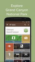 Screenshot of Chimani Grand Canyon NP