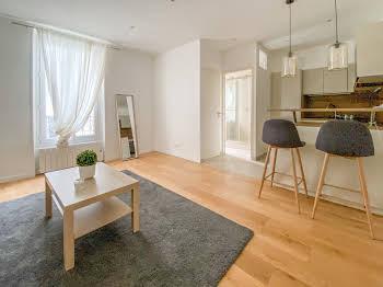 Appartement meublé 2 pièces 38,76 m2