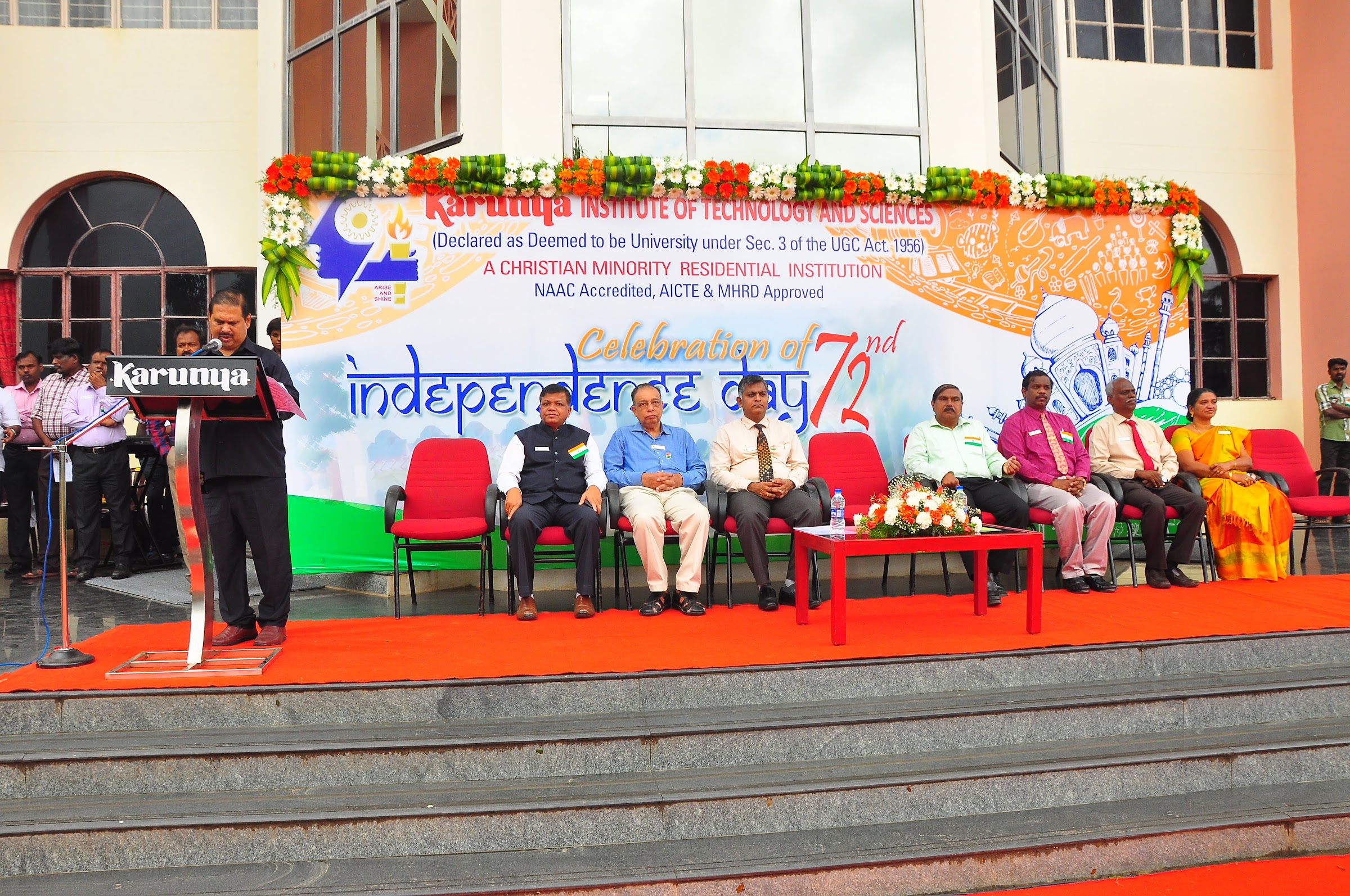 72nd Independence Day Celebration