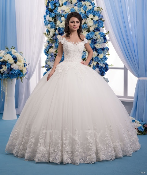 ef1b8a2563b5 Страница 231. Платье OSSELIA - T0626 от Trinity Bride