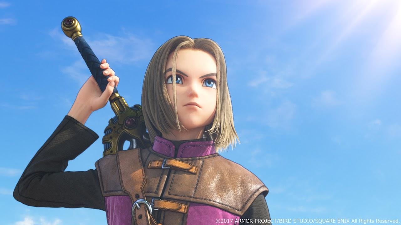 [Dragon Quest XI] เตรียมจัดงานประกาศวันวางจำหน่าย 11 เมษายนนี้!
