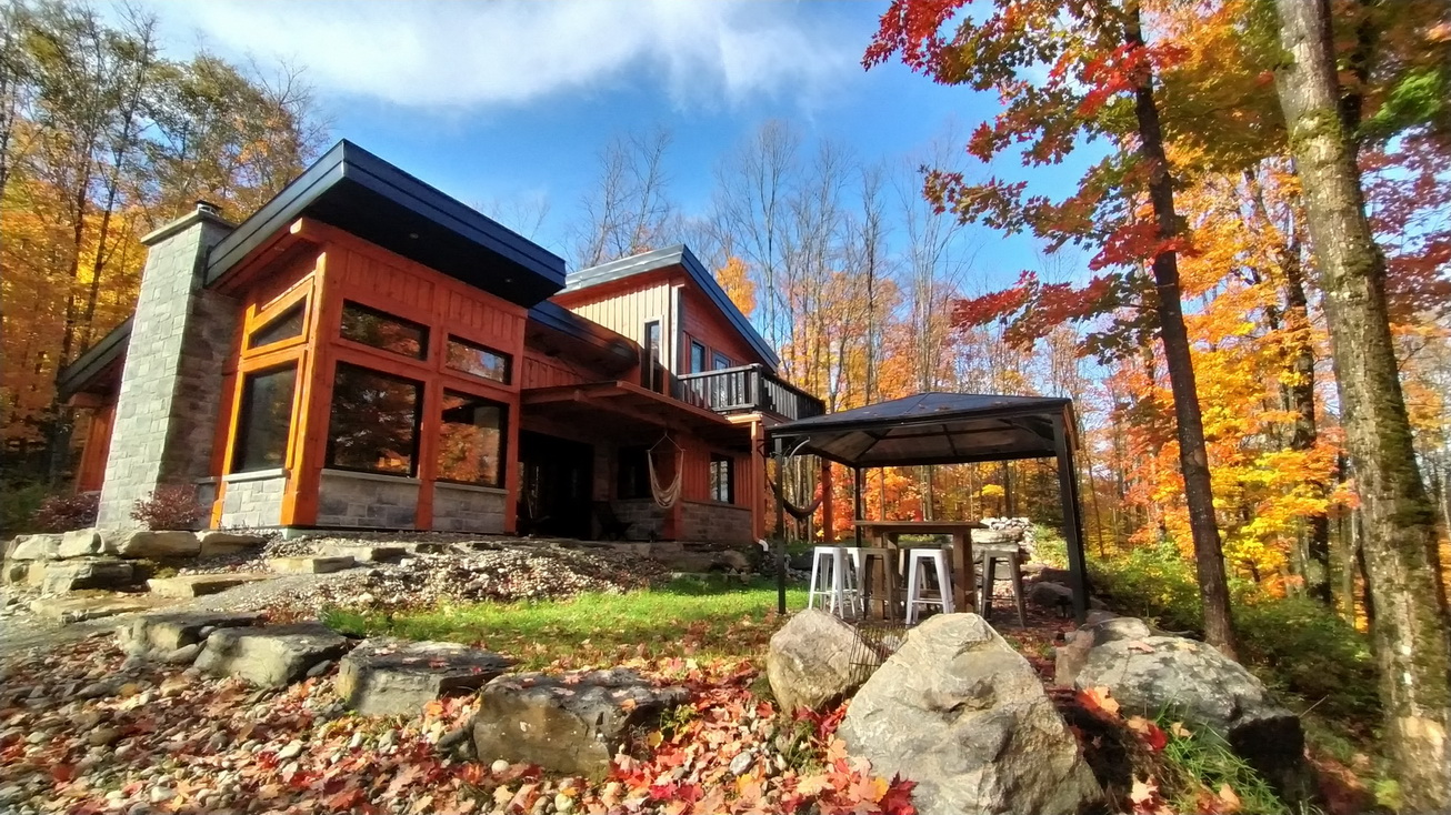 Cottages for rent with 1 bedroom in Quebec #5
