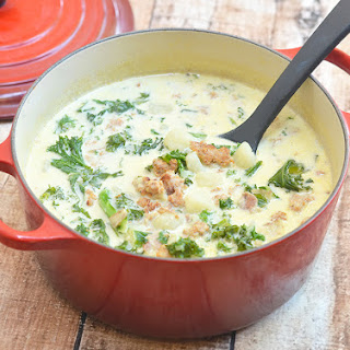 Zuppa Toscana (Olive Garden's Tuscan Soup)