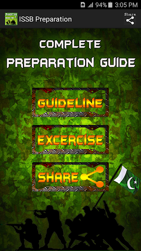 Join Army ISSB PK - Apps on Google Play