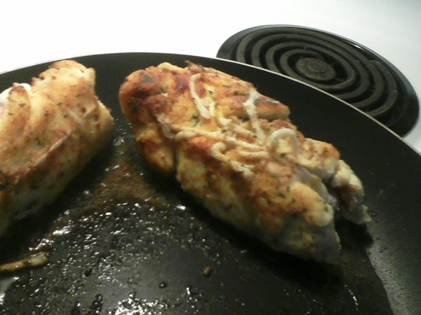 Chicken Breasts Saltinbocca Style Recipe