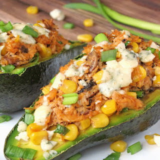 Chicken Stuffed Avocado Recipes