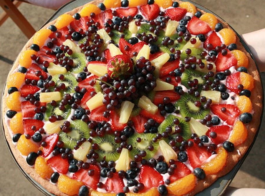 Fruit Pizza Recipe 4 Just A Pinch Recipes