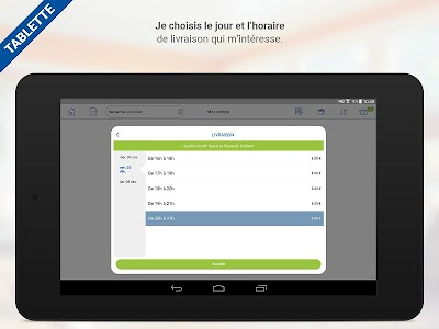 Carrefour Ooshop - courses screenshot 7