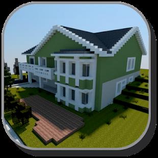 Descargar casa moderna para minecraft apk 1 0 apk para for Casas modernas minecraft 0 8 1