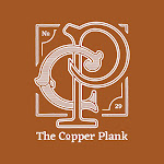 Logo for The Copper Plank