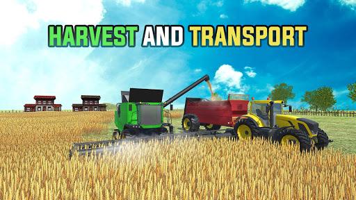 Real Farm Story - Tractor Farming Simulator 2018 1.0 screenshots 14