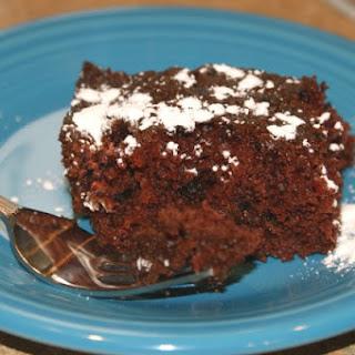 Lazy Woman's Cake