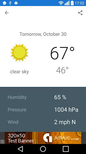 Jacksonville, FL - weather  screenshots 3