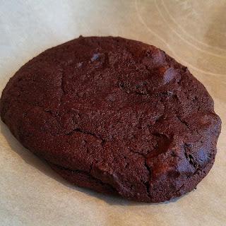 Cocoa Vino Cookies.