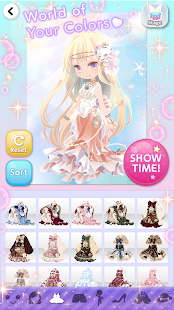 Star Girl Fashion❤CocoPPa Play- screenshot thumbnail
