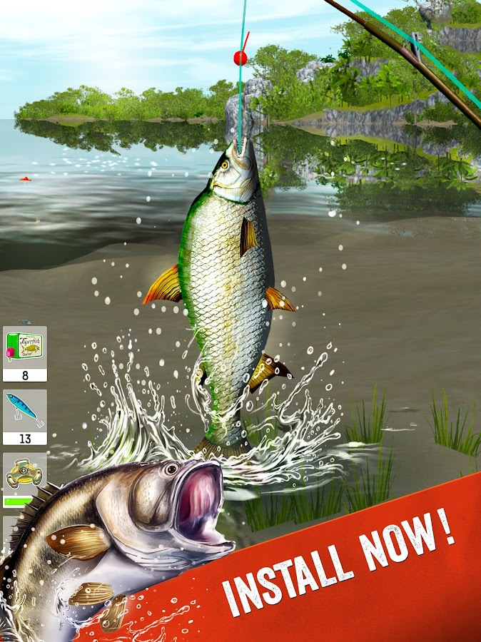 The Fishing Club 3D- screenshot