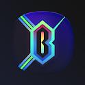 SuperBlack Icon Pack icon