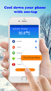 Phone Cooler – Pro Cleaner Master App – CPU Cooler 6