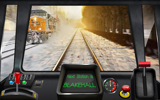 Russian Train Simulator ss2