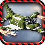 Ace Plane Craft Block Airplane Icon