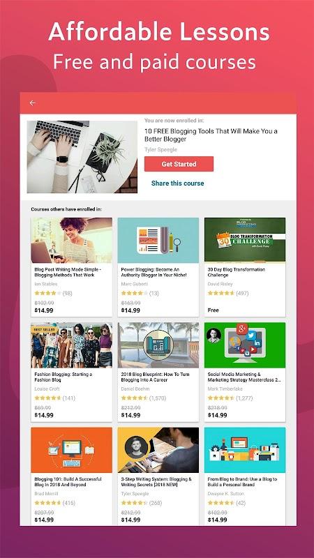 Udemy - Online Courses screenshots