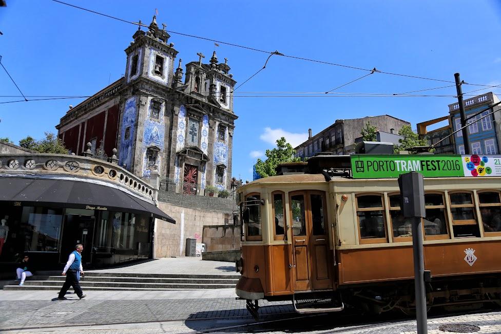 Porto, Igreja de Santo Ildefonso