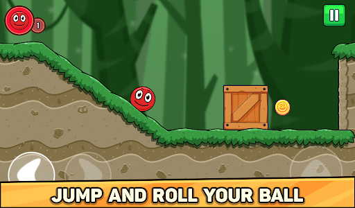 Bounce Ball 6: Red Bounce Ball Hero filehippodl screenshot 18