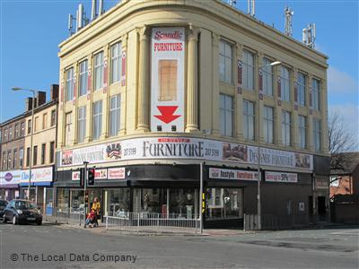 Instyle Furniture on Walton Road Furniture Shops in Kirkdale