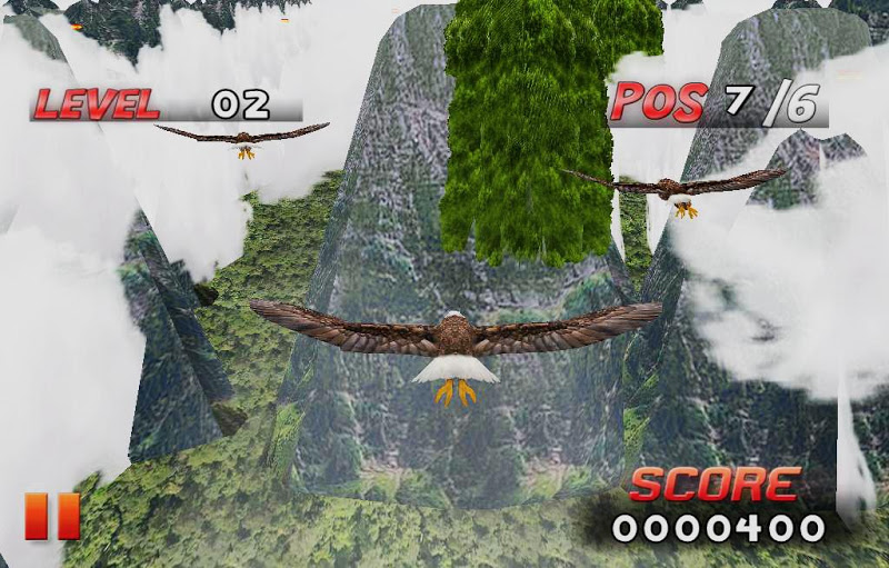 Скриншот Bird Race 3D