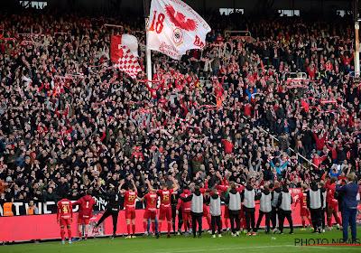 """Aantal Antwerp-fans in Tribune 4 blijft voorlopig beperkt: """"We hebben begrip voor frustraties van de supporters"""""""
